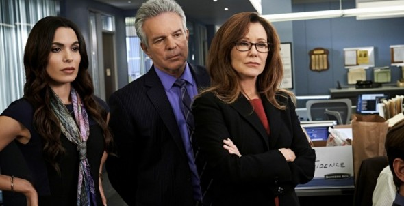 Major Crimes TV show on TNT season 4