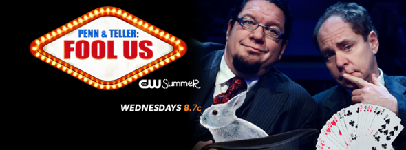 penn and teller fool us TV show ratings