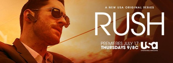 Rush TV show on USA