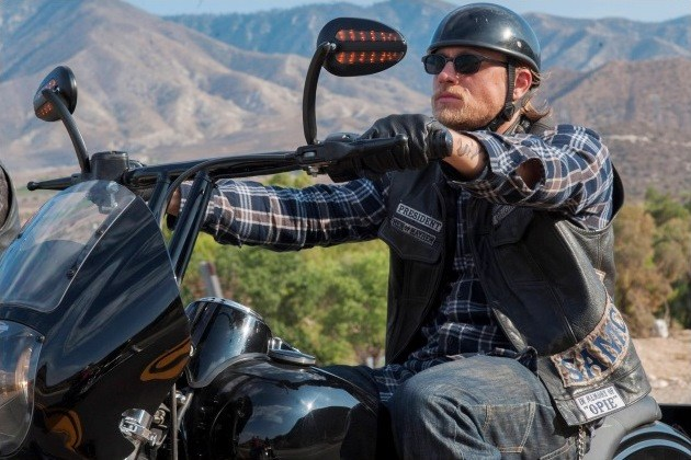 Serie Wie Sons Of Anarchy
