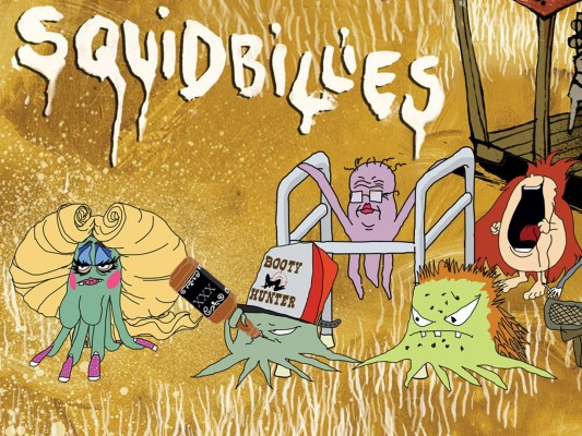 Squidbillies TV show