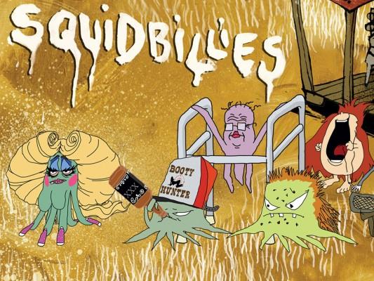 Squidbillies TV show