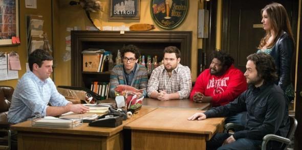 Undateable TV show ratings