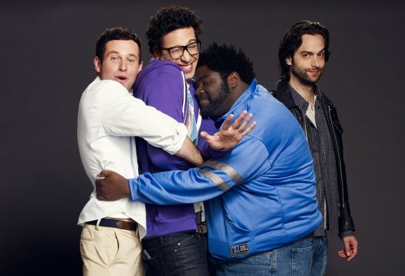 Undateable TV show on NBC: season 2