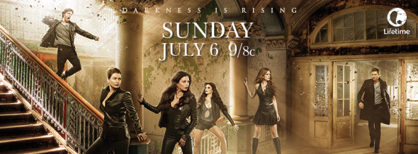 Witches of East End TV show ratings