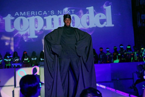 America's Next Top Model TV show on CW ratings