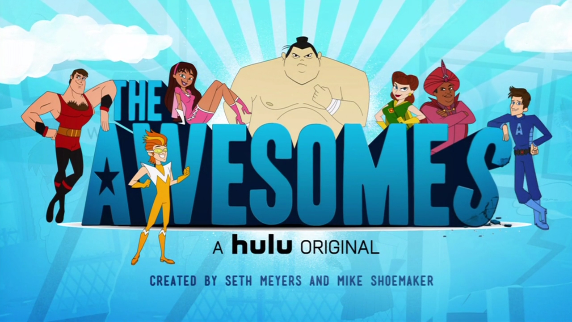 The Awesomes TV show on Hulu: season 3
