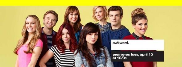 Awkward TV show on MTV
