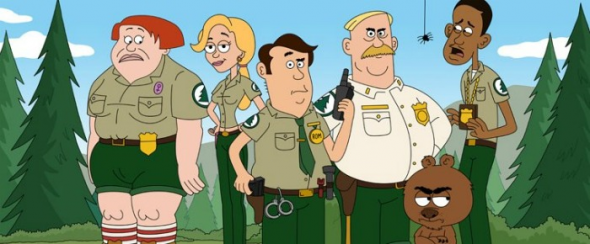 Brickleberry TV show on Comedy Central
