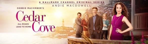 Cedar Cove TV show on Hallmark: latest ratings