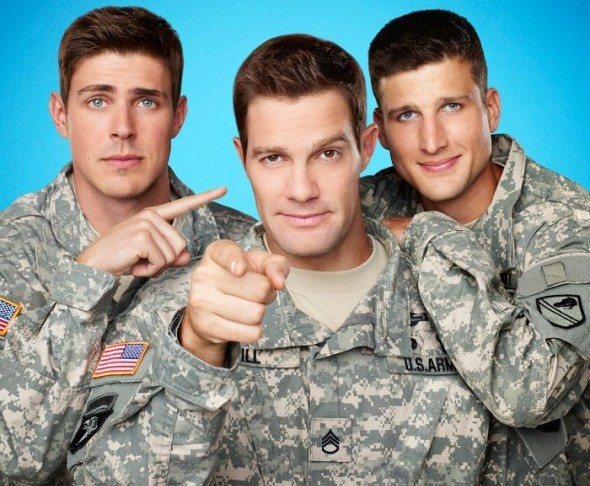 Enlisted TV show canceled by FOX