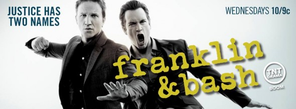 Franklin and Bash TV show on TNT: season 4 ratings
