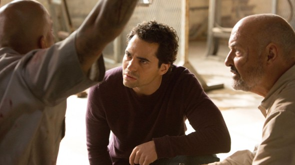 Gang Related TV show on FOX:  finale ratings