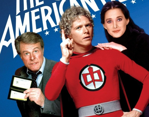 The Greatest American Hero TV show reboot