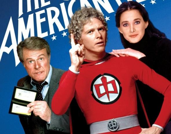 The Greatest American Hero TV show reboot