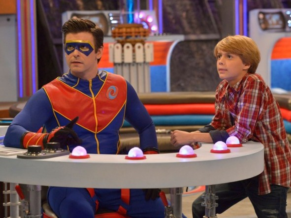 Henry Danger TV show on Nickelodeon