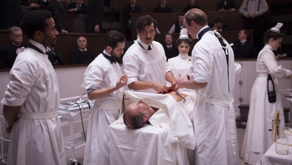 The Knick TV show on Cinemax