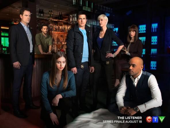 The Listener TV show ending