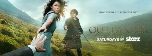 Outlander TV show on Starz