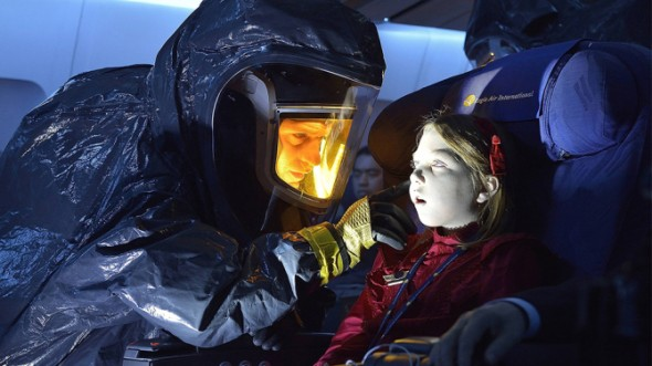The Strain TV show on FX: season 2