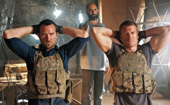 Strike Back TV show final season on Cinemax