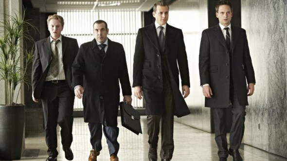 Suits TV show on USA Network: season five