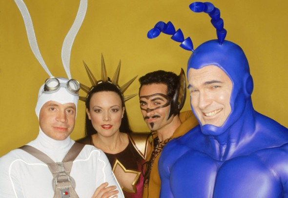 The Tick TV show on Amazon