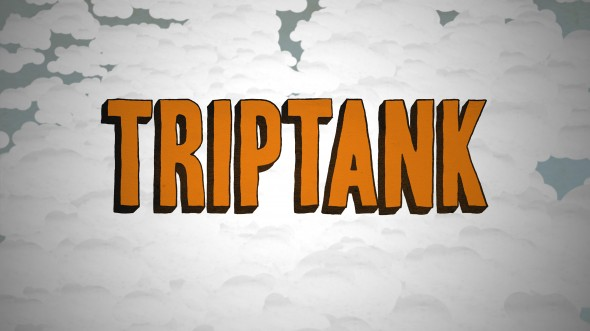 TripTank TV show on Comedy Central: season 2