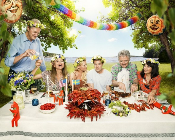 Welcome to Sweden TV show on NBC season 2