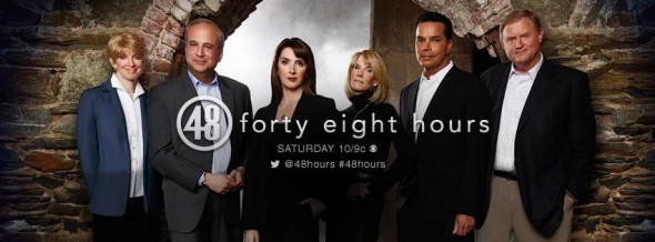 48 Hours TV show on CBS