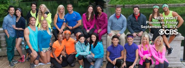 Amazing Race TV show on CBS: latest ratings