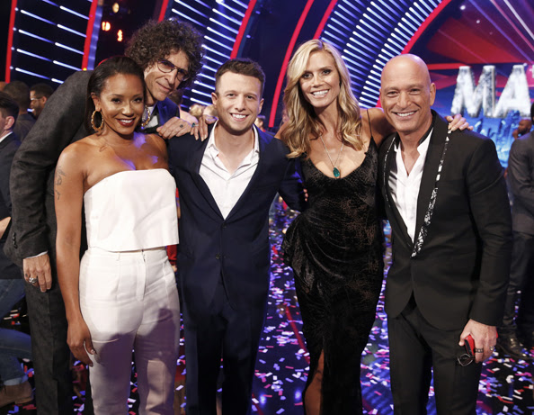 America's Got Talent TV show: season finale