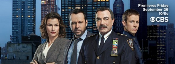 Blue Bloods TV show on CBS