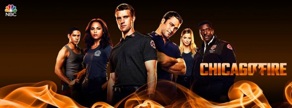 Chicago Fire TV show on NBC