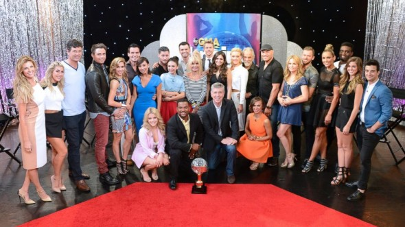 Dancing with the Stars TV show ratings