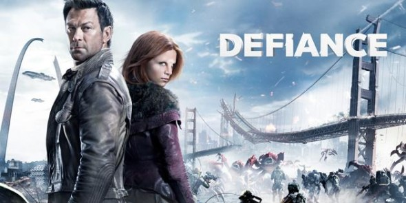 Defiance TV show on Syfy: season 3