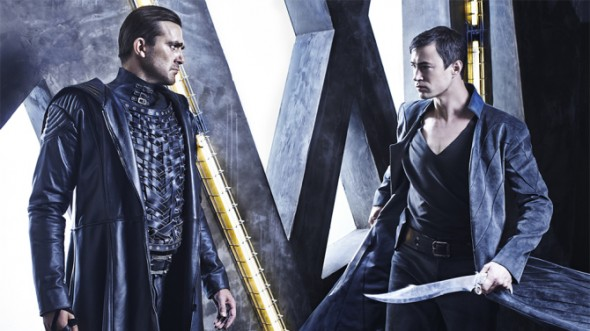 Dominion TV show on Syfy: season 2 or cancelled?
