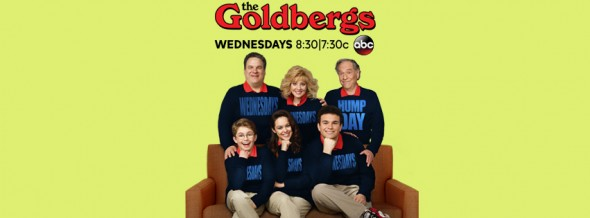 The Goldbergs TV show on ABC: latest ratings (cancel or renew)