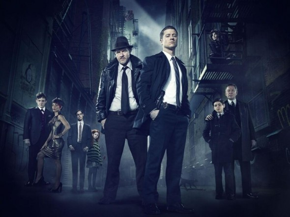 Gotham TV show on FOX