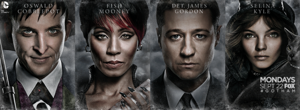 Gotham TV show on FOX: latest ratings