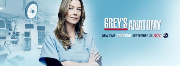 Grey\'s Anatomy TV show on ABC: latest ratings (cancel or renew?)