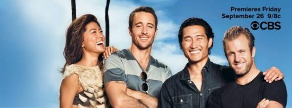 Hawaii Five-0 TV show on CBS
