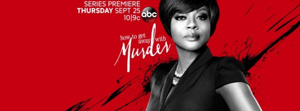 How to Get Away with Murder TV show on ABC ratings