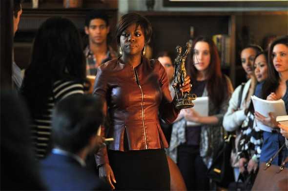 How to Get Away with Murder TV show on ABC