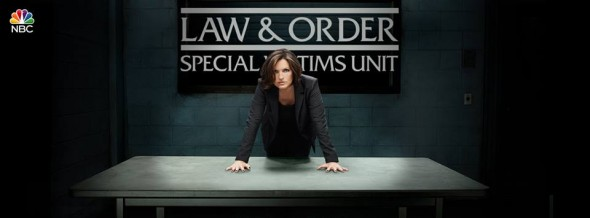 Law and Order SVU TV show on NBC: season 16