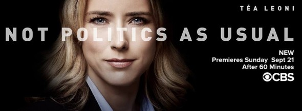 Madam Secretary TV show on CBS ratings