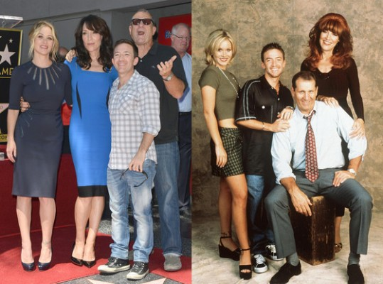 Married with Children TV show