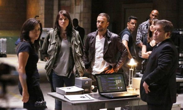 Marvel's Agents of Shield TV show ratings