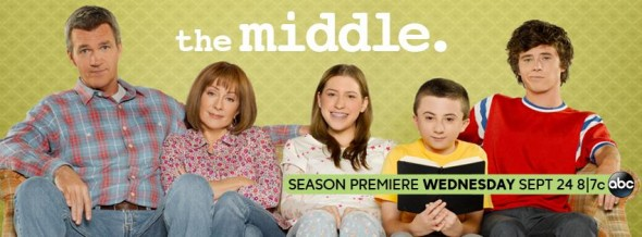 The Middle TV show on ABC: ratings