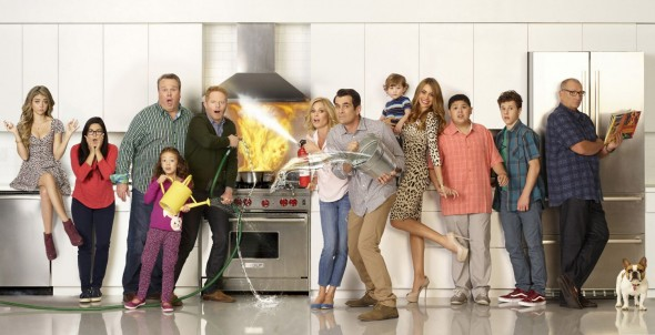 Modern Family TV show on ABC: ratings